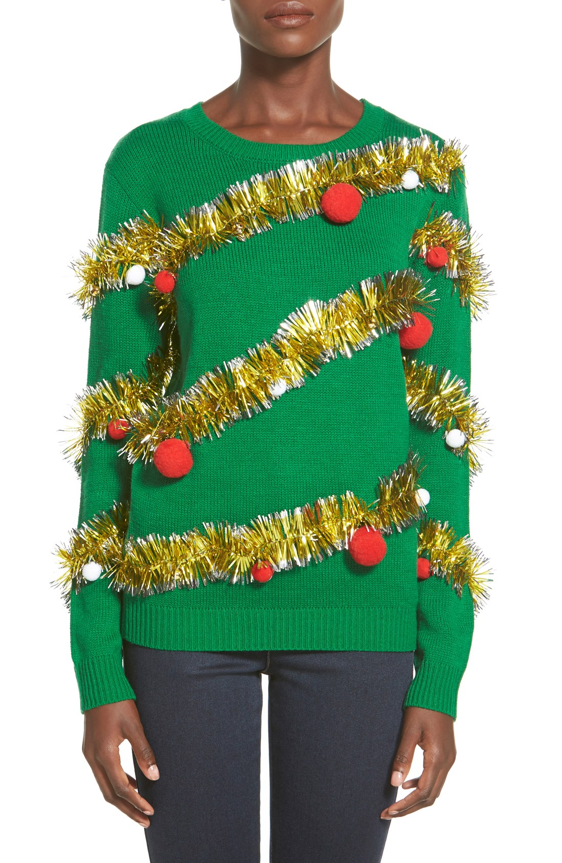 Is there use for that Ugly Christmas sweater?