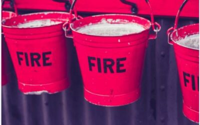 Two Buckets are better than one…Three buckets are better than two.